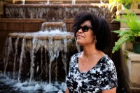 """Carline In the Christopher Columbus"" Plaza / Old San Juan / Leica M-P / Summilux 50mm"