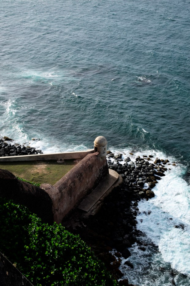 """View from the Citadel"" / Old San Juan / Leica M-P / Summilux 50mm"
