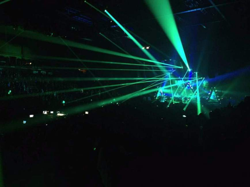 String Cheese Incident – Winter Carnival 2014, Night 1