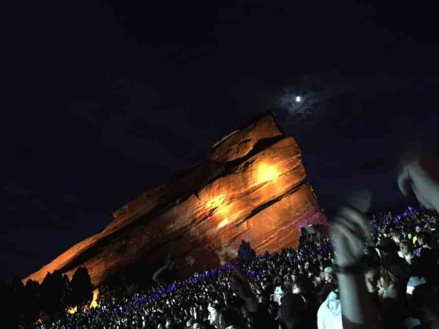 String Cheese Incident – Red Rocks, July 2015