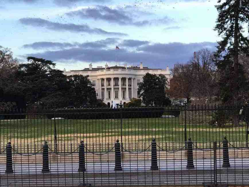 Washington, DC Trip, December 2016