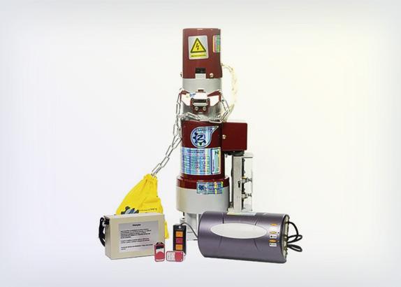 Automatizador AC-DC - Favaretto Portas - Kit Porta de Enrolar - Motor de Porta de Enrolar