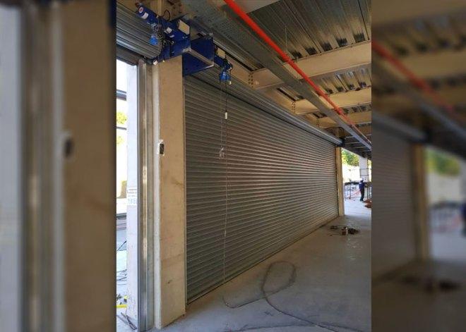 Porta de Enrolar Automática em São José dos Campos