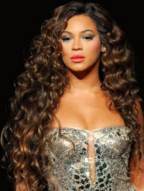Best African American Long Curly