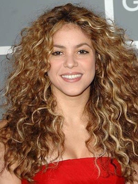 Curly Hair Styles For Women..