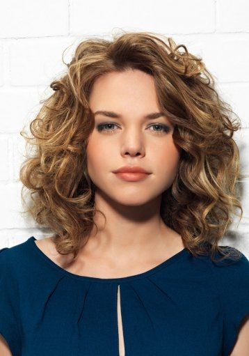 Curly Hairstyles, Medium Length