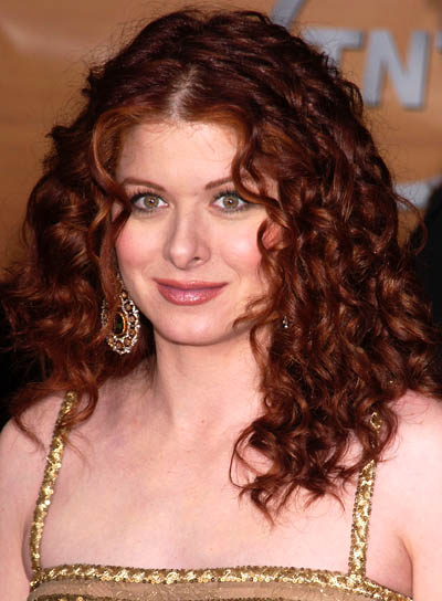 Feb 22, 2004; Los Angeles, CA, USA; Actress DEBRA MESSING at the 10th Annual Screen Actors Guild Awards held at the Shrine Auditorium. Mandatory Credit: Photo by /ZUMA Press. (©) Copyright 2004 by Paul Fenton