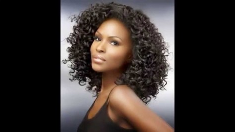 Hairstyles Kinky Curly Hair