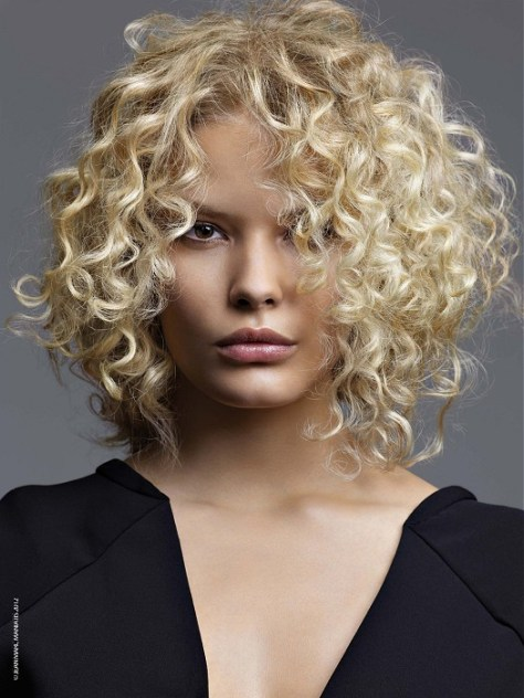 Info Curly Hairstyle