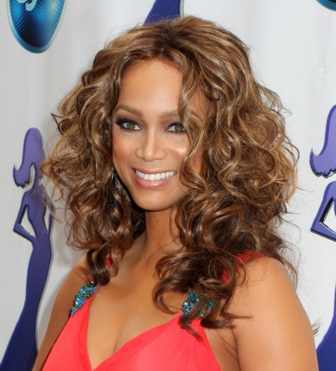 03/28/2008 - Tyra Banks - 1st Annual Fiercee Awards - Arrivals - Chelsea Studios 221 W. 26th Street - New York City, NY, USA - Keywords: Tyra Banks, Host for the 2008 Fiercee Awards to Honor the Women of America's Next Top Model - False - - Photo Credit: Janet Mayer / PR Photos - Contact (1-866-551-7827)