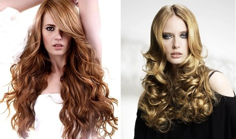 Long Curly haircuts as Hairstyles