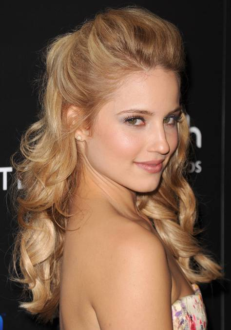 LOS ANGELES, CA - AUGUST 15: Actress Dianna Agron arrives at the Breakthrough Of The Year Awards Presented By Crest 3D White at the Pacific Design Center on August 15, 2010 in West Hollywood, California. (Photo by Jason Merritt/Getty Images)