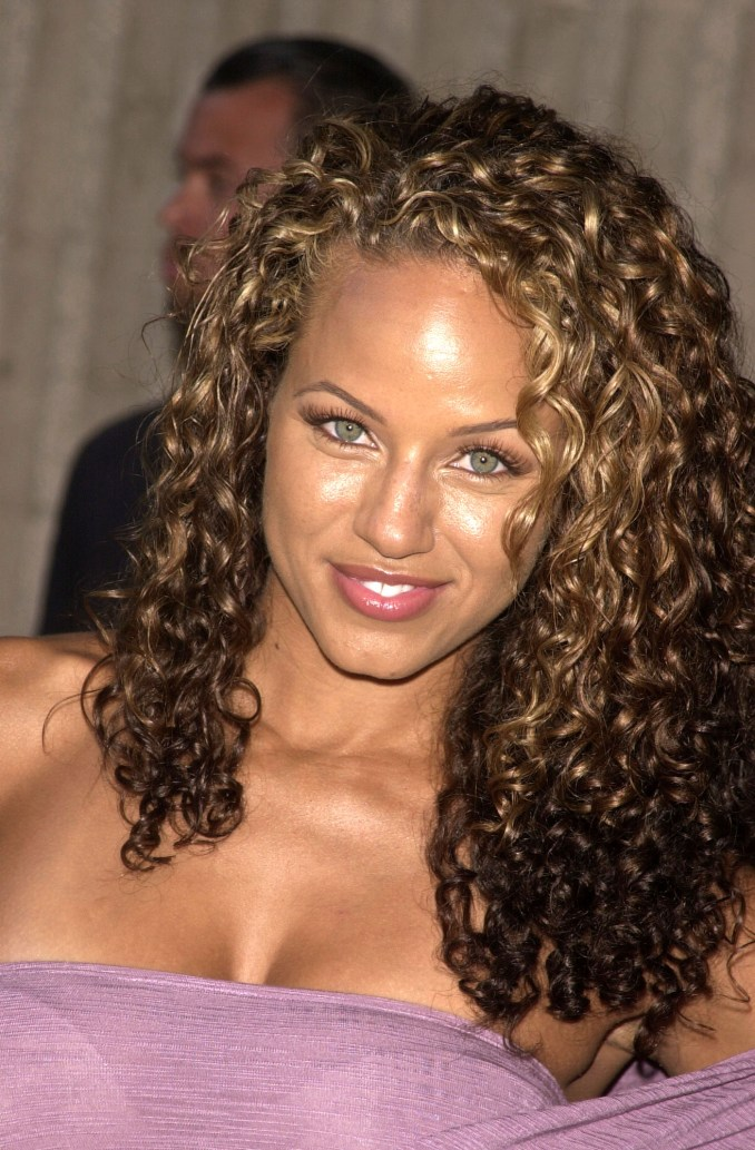 Image Result For Long Curly Black Hairstyles