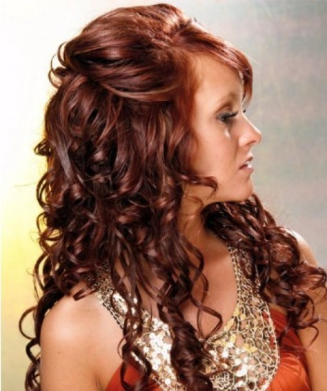 Most Beautiful Curly Hair Styles