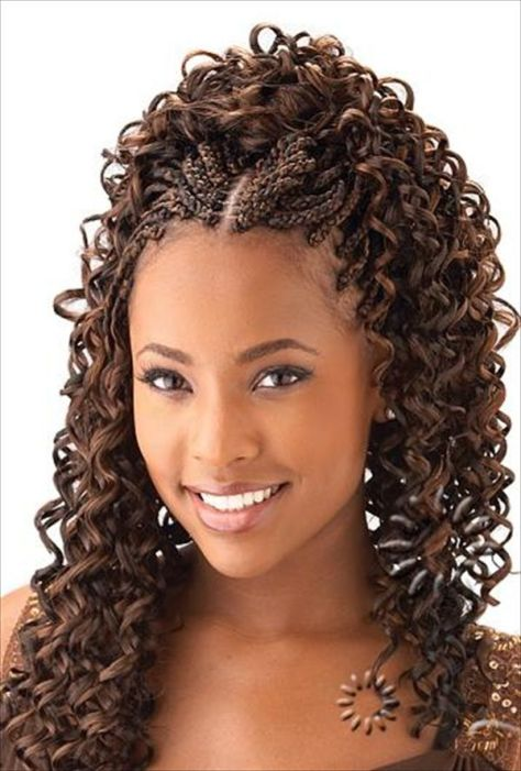 Natural Curly African American Hairstyles For Effective Best Look ...