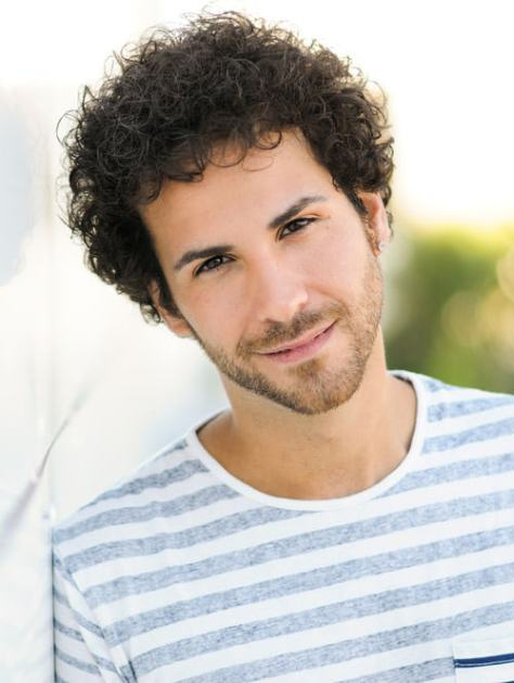 Sexiest Men's Curly Hairstyles ..