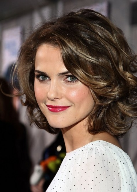 Short Curly Hairstyles for 2014