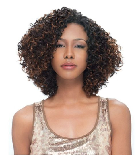 Short Curly Quick Weave Hairstyles
