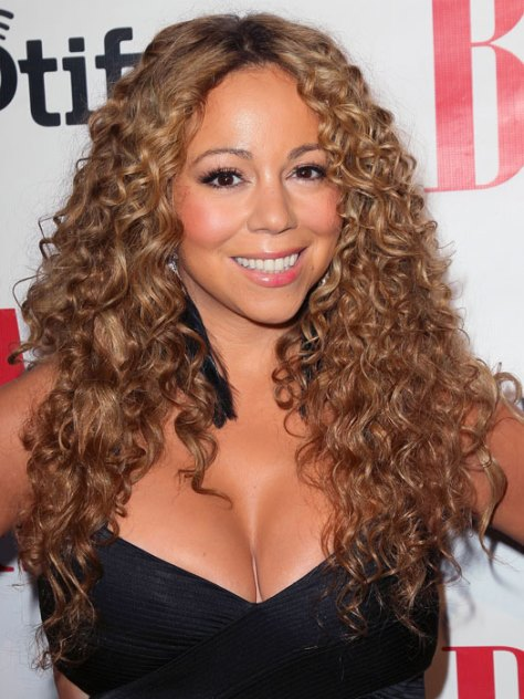 curly hair hairstyles for work