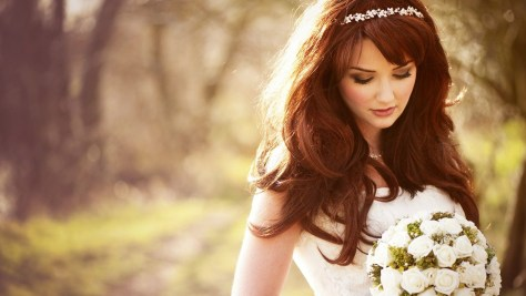 Stunning Fall Wedding Hairstyles