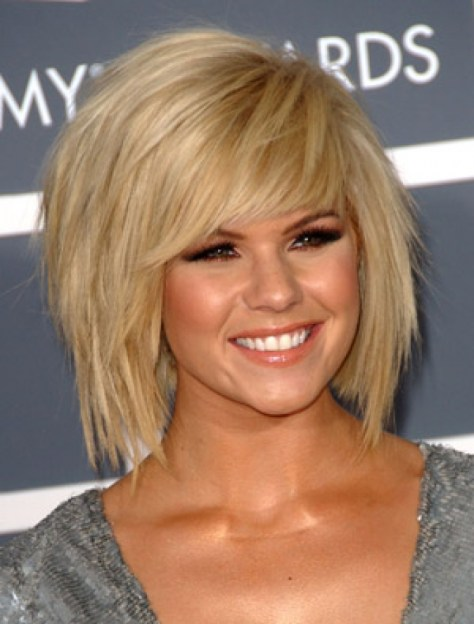 medium hairstyle for women