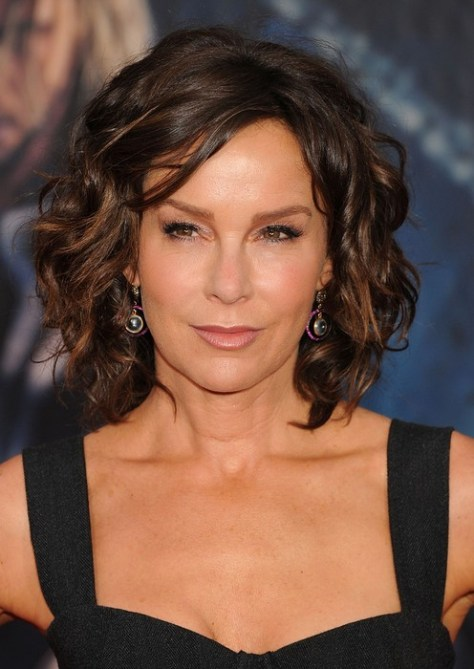2015 short curly hairstyles for women over 50