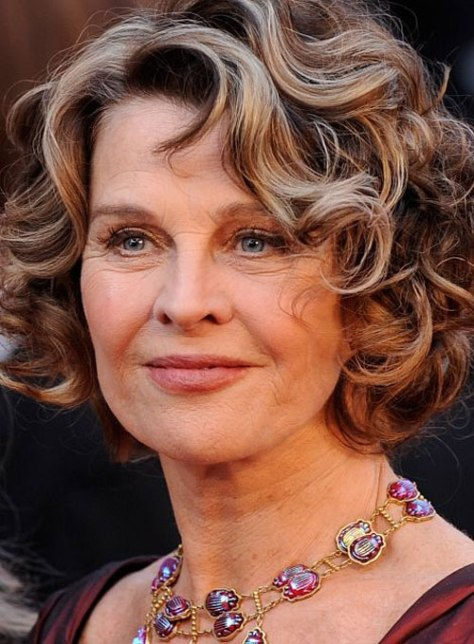 Beautiful Short Curly Hairstyles for Women Over 50 ..