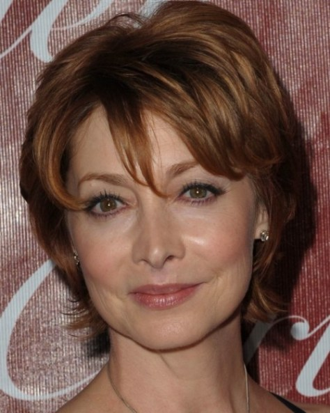 Best Short Hairstyles For Older Women 2015
