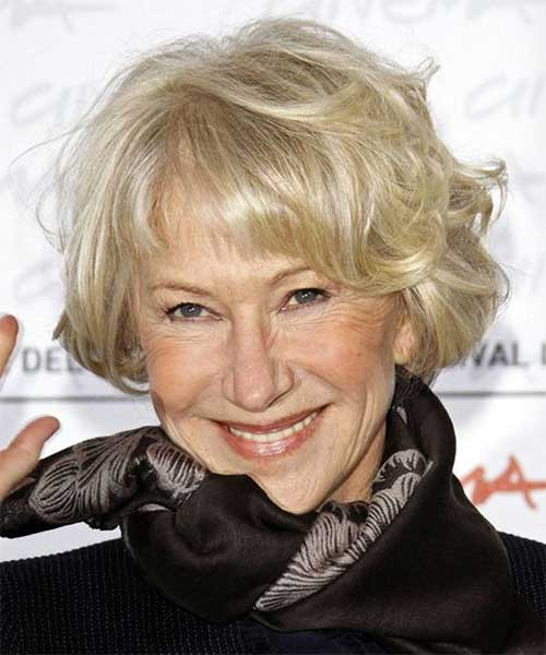 Short Hairstyles For Women Over 50 With Fine Hair , Fave