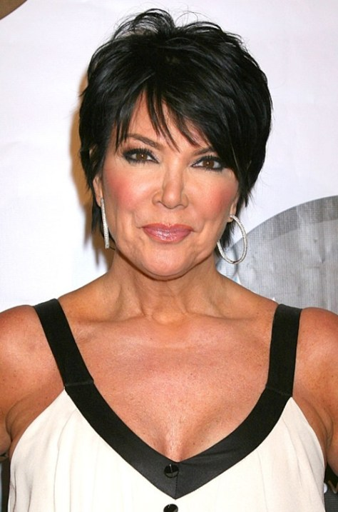Chic Short Haircut For Women Over 50 With Fine Hair