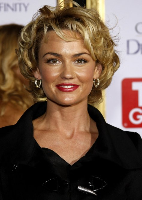 Hairstyles For Curly Hair Women Over 50