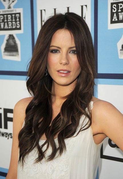Kate Beckinsale Long Hair