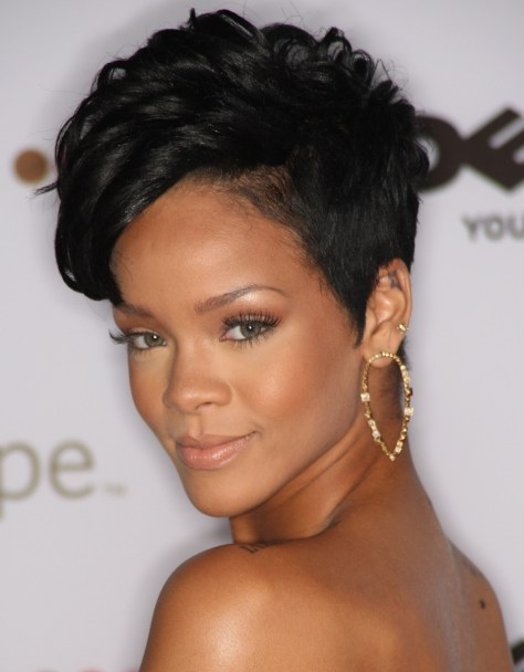 Short Hairstyle Black Women