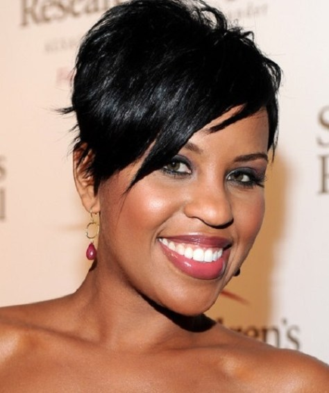 Short Hairstyles For Black Women Over 50....