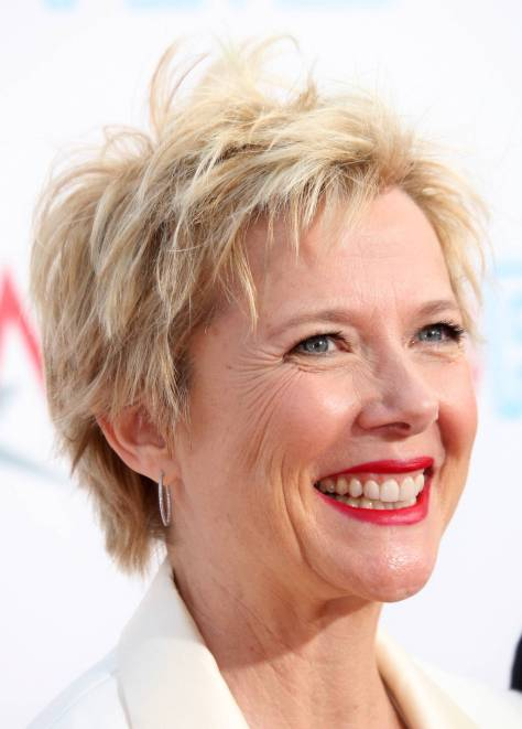 CULVER CITY, CA - JUNE 11: Actress Annette Bening arrives at AFI Lifetime Achievement Award: A Tribute to Michael Douglas held at Sony Pictures Studios on June 11, 2009 in Culver City, California. (Photo by Frederick M. Brown/Getty Images)