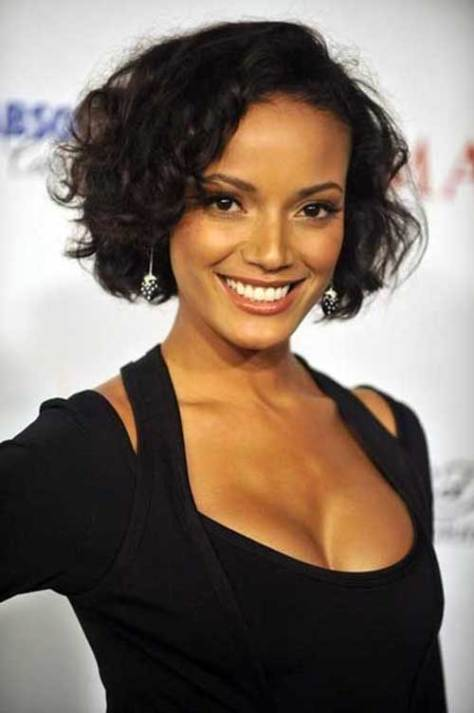 short natural hairstyles for black women over 50 Gallery