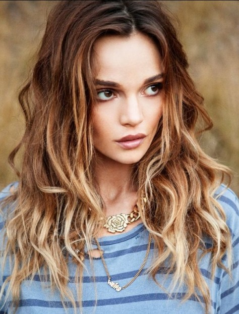 2016 Hairstyles Long Hair