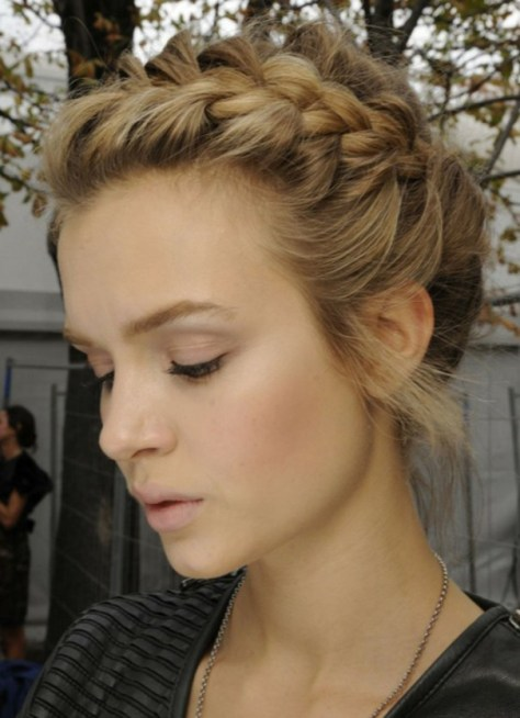 Adorable Cute Braided Hairstyles For Girls