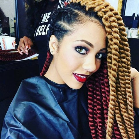 Best Cornrow Braids and Twists