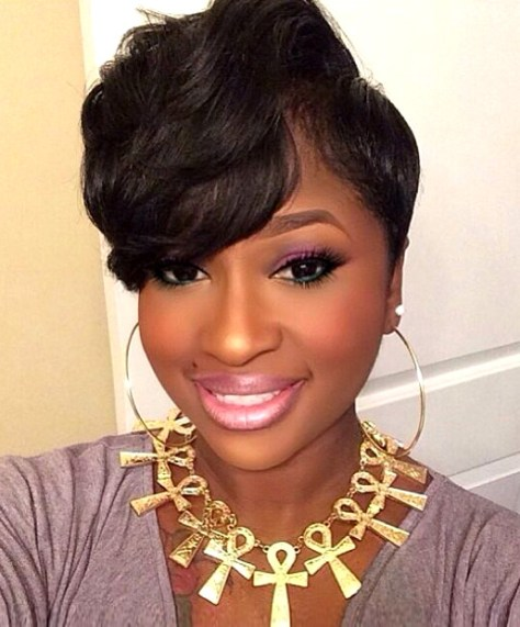 Best Short Hairstyles for African American Women