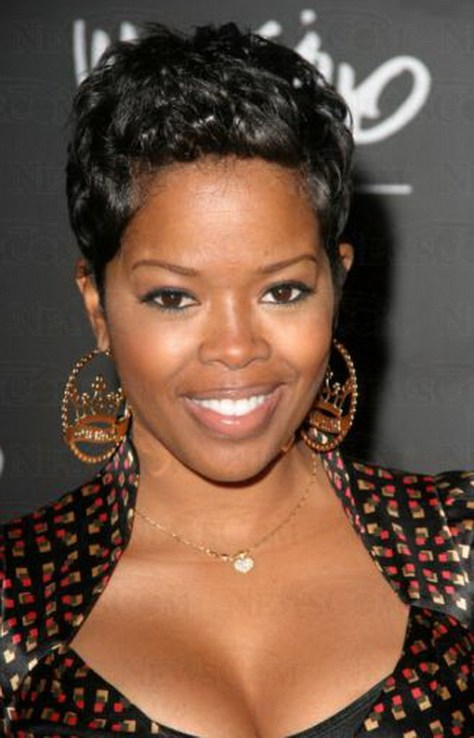 Black Women Hairstyles Short Hair images