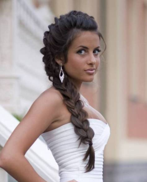 Bohemian Wedding Hairstyles For Long Hair