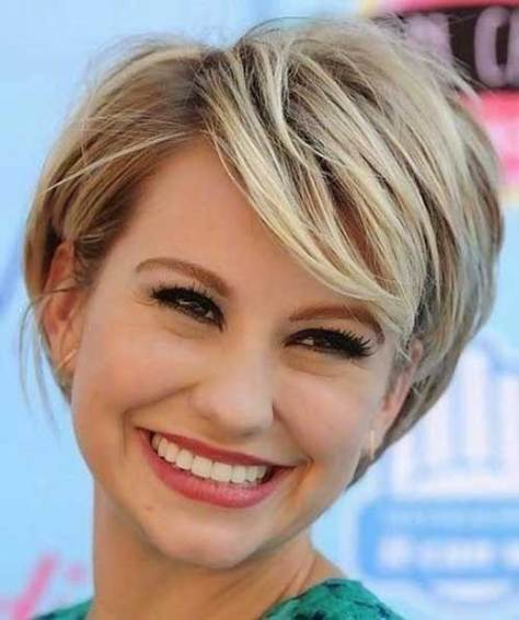 Charming Short and Pixie Haircuts