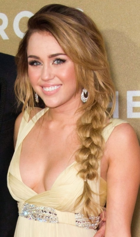 Chic Braided Hairstyles..