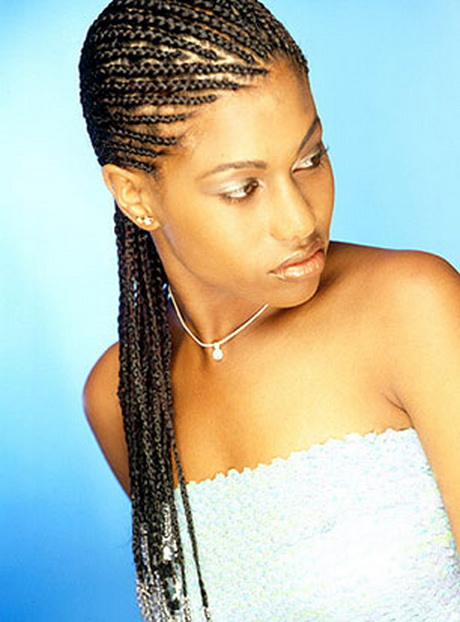 Cornrow Braids Hairstyles for Black Womens