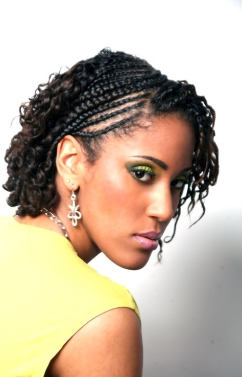 Cornrow Hairstyles Black Women