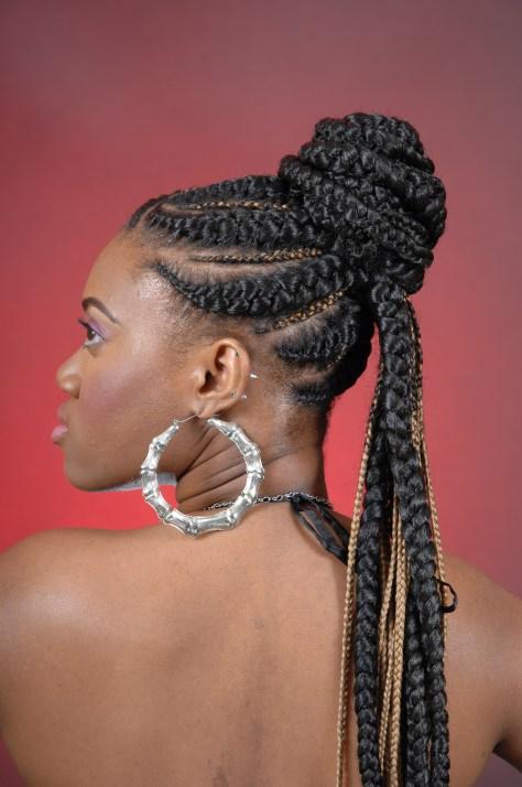 Goddess Braids African Hair Braiding