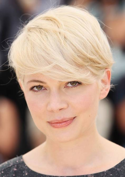 "CANNES, FRANCE - MAY 18: Actress Michelle Williams attends the ""Blue Valentine"" Photocall at the Palais des Festivals during the 63rd Annual Cannes Film Festival on May 18, 2010 in Cannes, France. (Photo by Sean Gallup/Getty Images)"