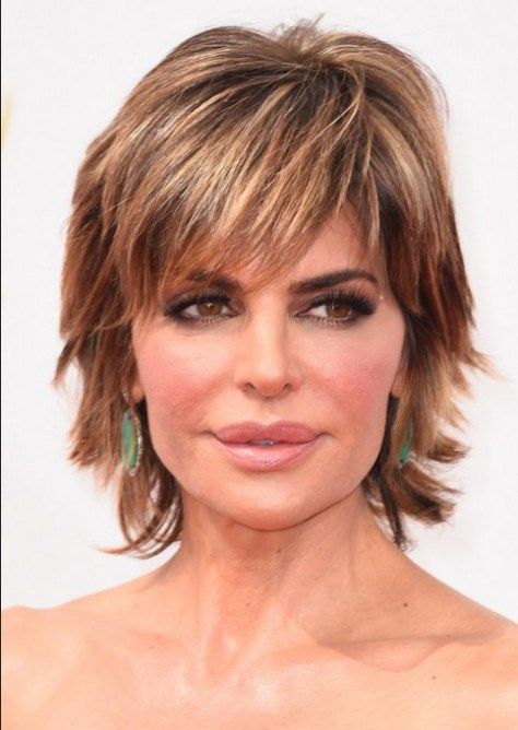 Layered Short Hairstyles for Thick Hair