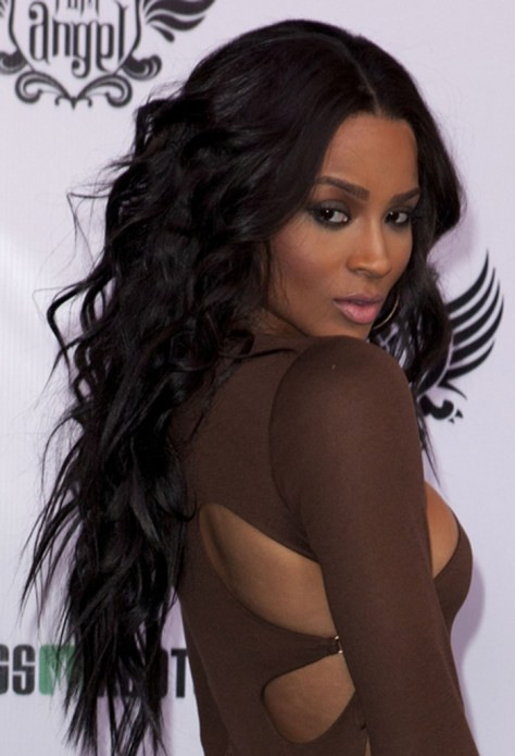 Long Black Hairstyles for Black Women